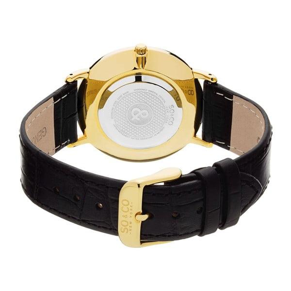 Pánske hodinky Madison Classic Gold/Black