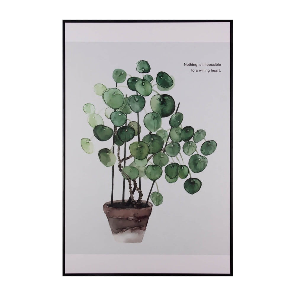 Obraz sømcasa Flowerina, 60 x 80 cm