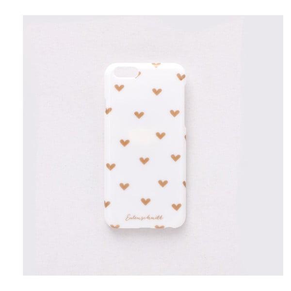 Kryt na iPhone 6 Goldene Herzchen