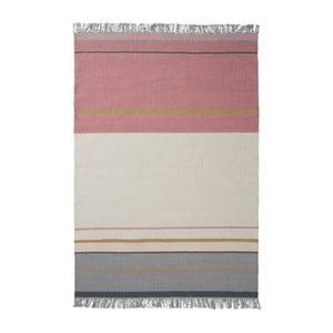 Vlnený koberec Linie Design Metallum Powder, 80x150cm