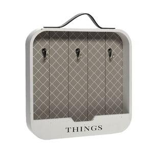 Vešiak na kľúče Grey Things