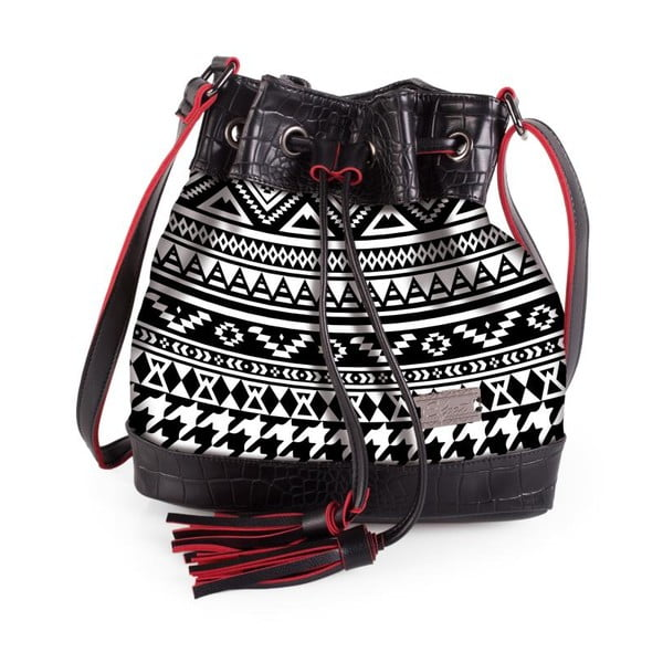 Indiánská taška cez rameno Skpa-T B&W