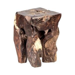 Záhradná stolička z palisandrového dreva Massive Home Treb Cristy