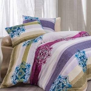Obliečky s plachtou Trendy Lilac, 200x220 cm