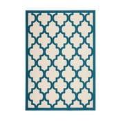 Modrý koberec Kayoom Maroc Thomas, 120 x 170 cm