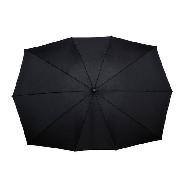 Čierny dáždnik pre dve osoby  Falconetti