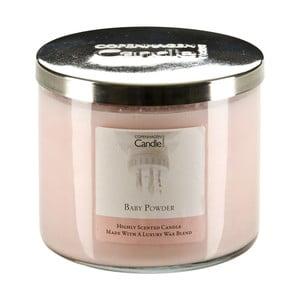 Aroma sviečka  Baby Powder, doba horenia 50 hodín