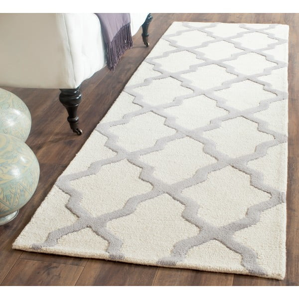 Vlnený koberec Ava 91x152 cm