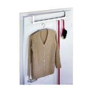 Vešiak na dvere Wenko White Rack