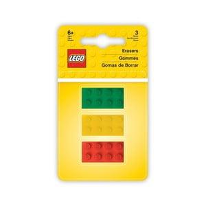 Sada 3 gúm LEGO® Iconic Bricks