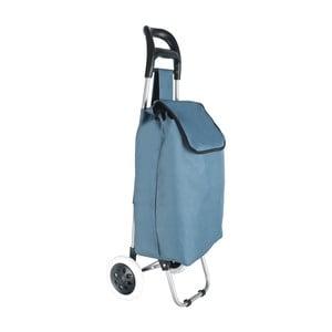 Tmavosivá taška na kolieskach Hero Chariot, 32 l