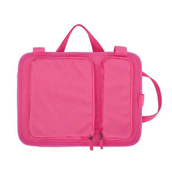 "Taška na notebook 10"" Moleskine, ružová"