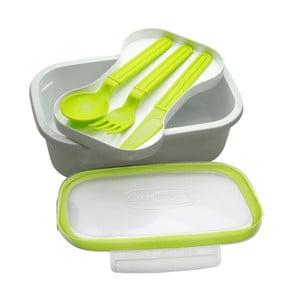 Zelený desiatový box Buon Appetito