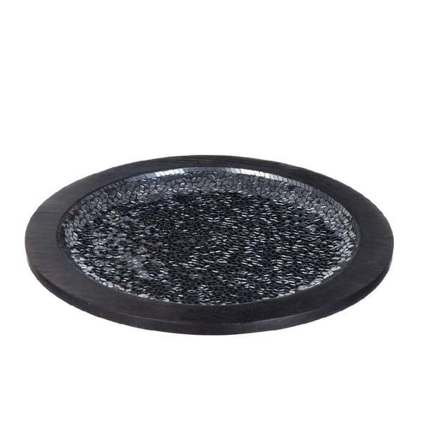 Podnos Black Mozaic L