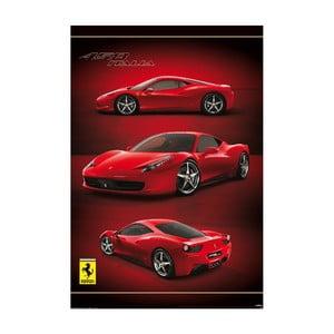 Veľkoformátová tapeta Ferrari, 158x232 cm