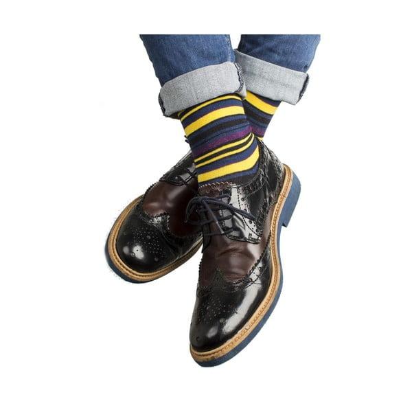 Päť párov ponožiek Funky Steps Risa, univerzálna veľkosť