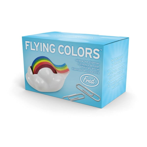 Odvíjač pásky Fred & Friends Flying Colours