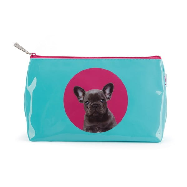 Kozmetická taštička Spot Bulldog
