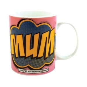 Komiksový hrnček Mum