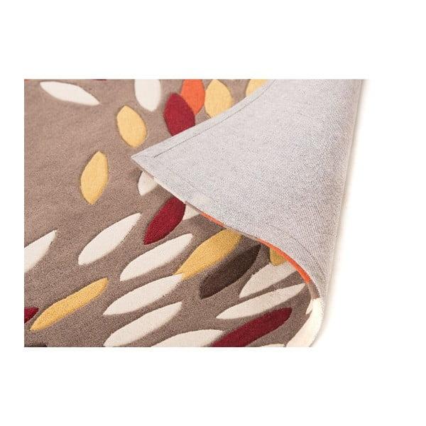 Koberec Flair Rugs Swirl Ochre/Red, 160x230cm