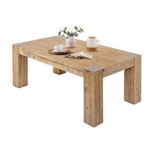 Odkladací stolík z akáciového dreva Støraa Mabel, 70×120cm