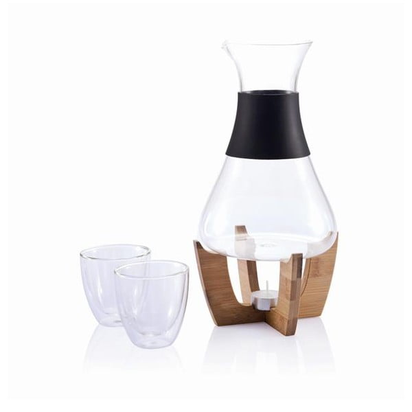 Set na varené víno s pohármi XD Design