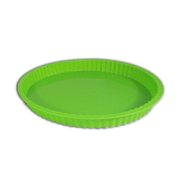 Silikónová forma na koláč Green Mould, 30 cm