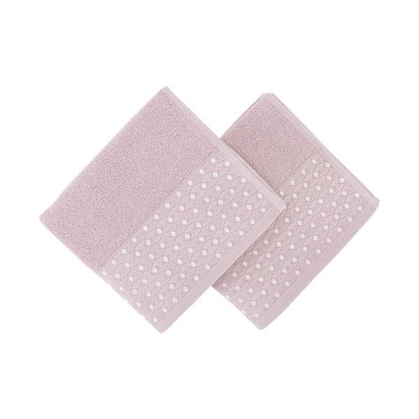 Sada 2 staroružových uterákov na ruky Ulla