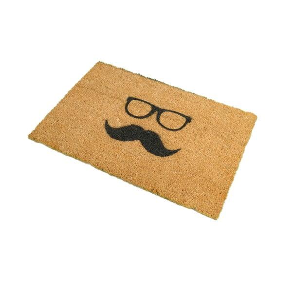 Rohožka Artsy Doormats Mustache & Glasses, 40x60cm