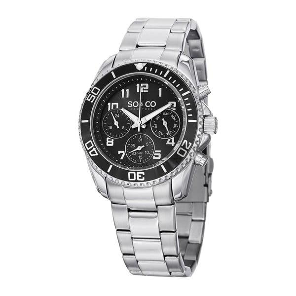 Pánske hodinky Yacht Go Black