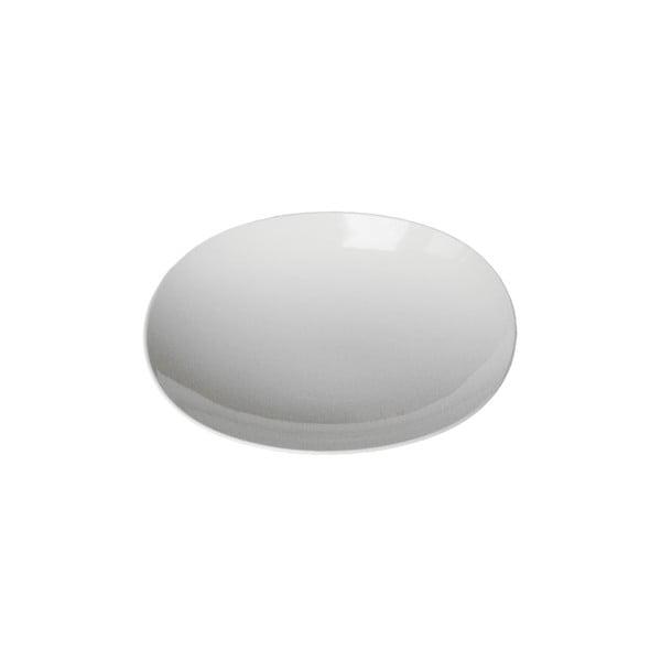 Čierny polievkový tanier Entity, 22,2cm