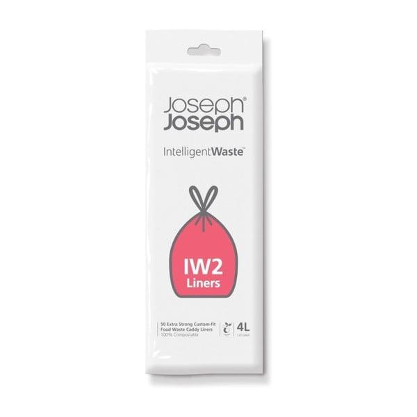 Vrecká na odpadky Joseph Joseph IntelligentWaste,4l