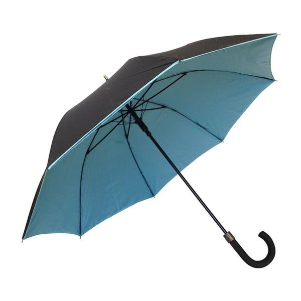 Modro-čierny dáždnik Susino Cielo