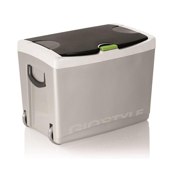 Termobox na kolieskach Shiver 44 l + sada chladiacej náplne