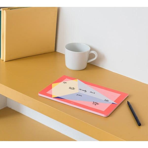 Týždenný stolový plánovač OMY Graphic