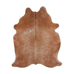 Pravá hovädzia koža Bergliot, 197 x 167 cm