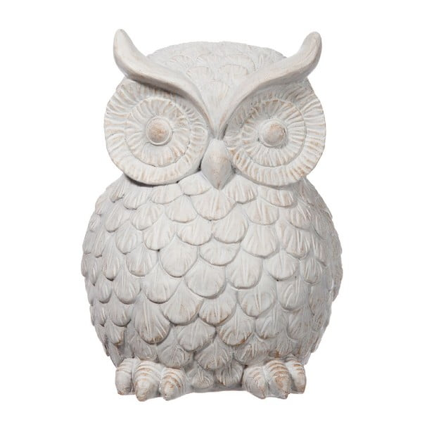 Dekorácia White Owl