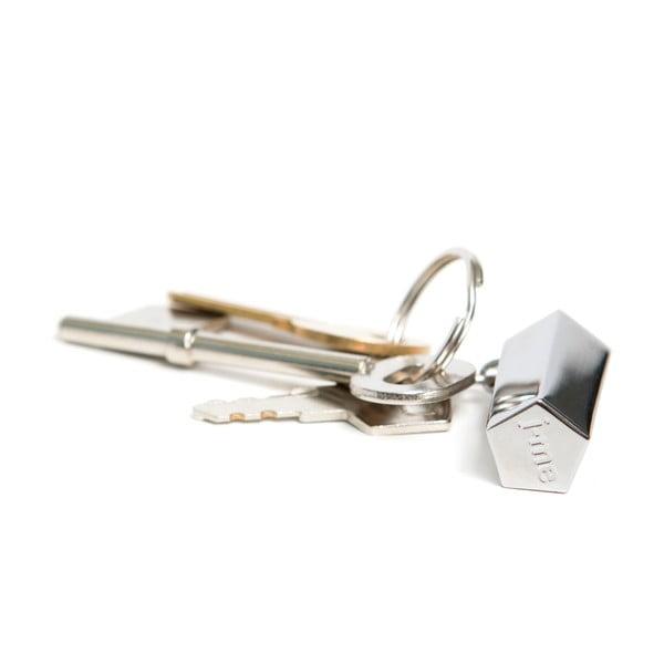 Vešiaky na kľúče Shape, farebné