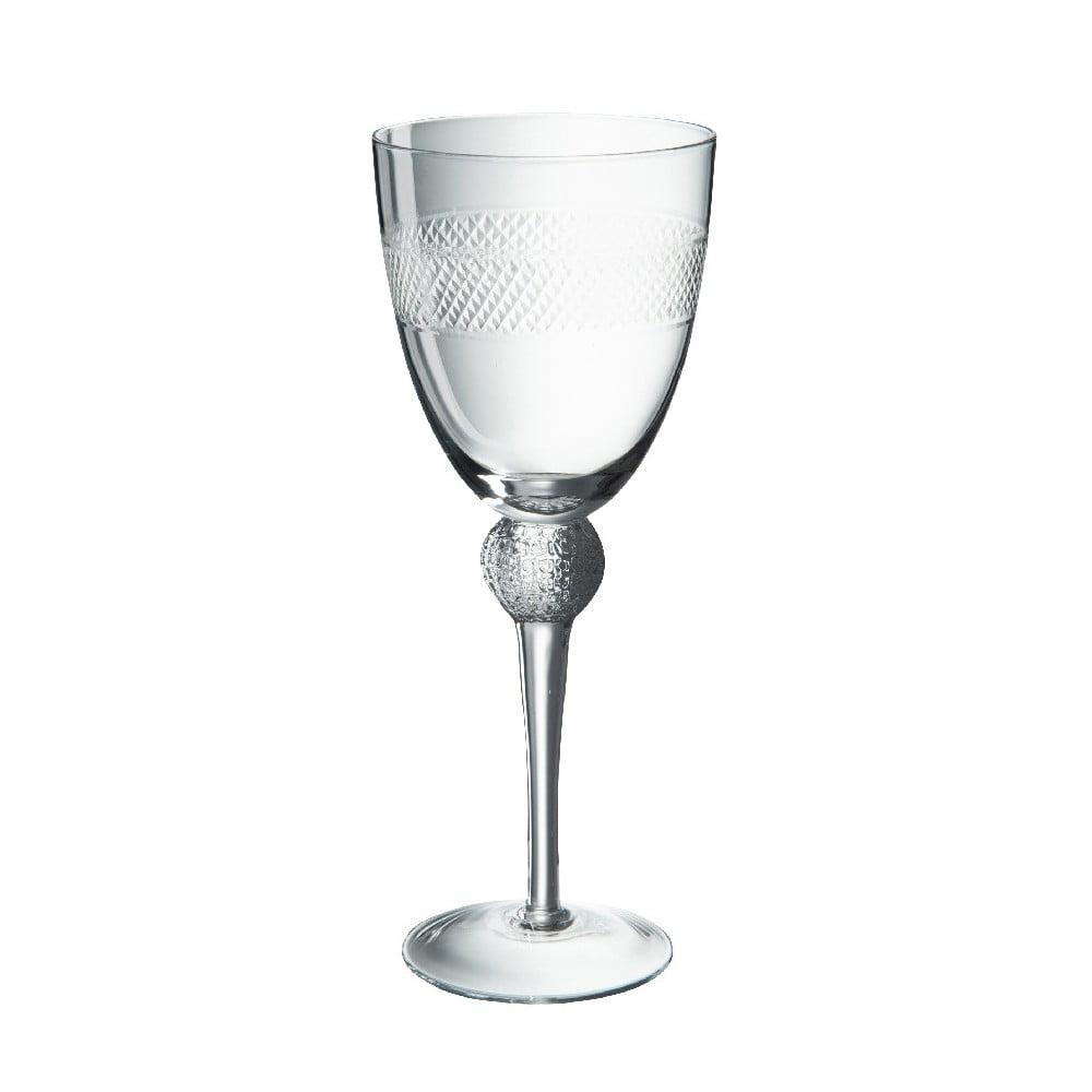 Pohár na víno J-Line Etching