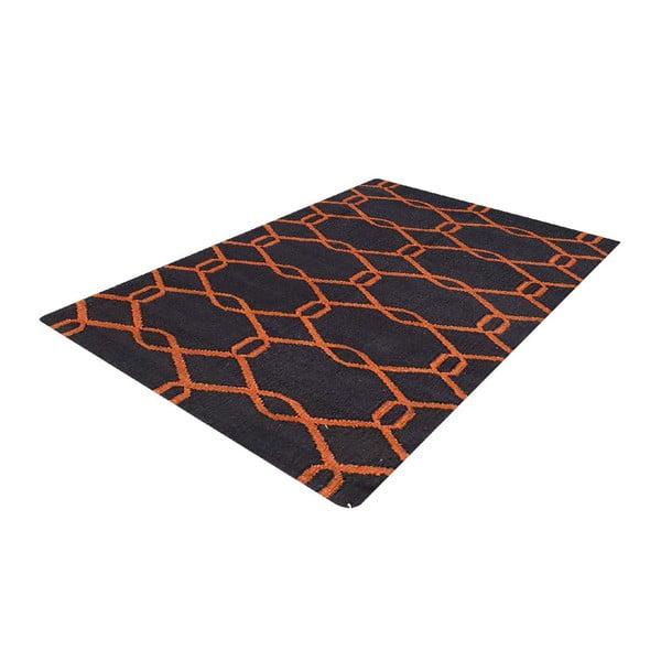 Vlnený koberec Kilim no. 823, 120x180 cm