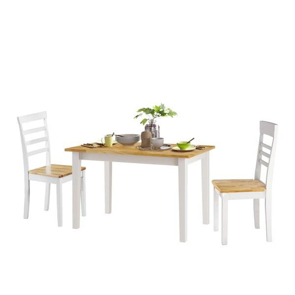 Jedálenský stôl Støraa Molly, 120×74cm
