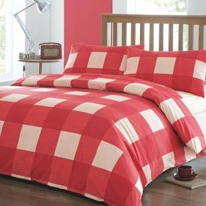 Obliečky Newquay Red, 135x200 cm