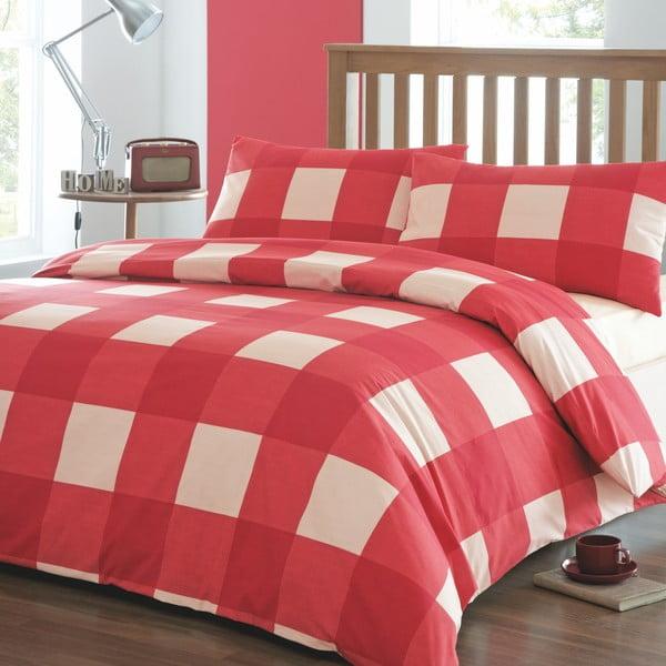 Obliečky Newquay Red, 200x200 cm