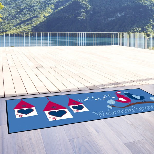 Rohožka/koberec Welcome Home, 180x60 cm