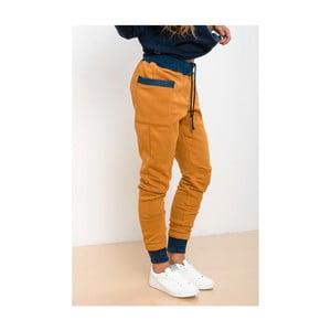Hnedé tepláky Lull Loungewear Distant Journey, veľ. XS