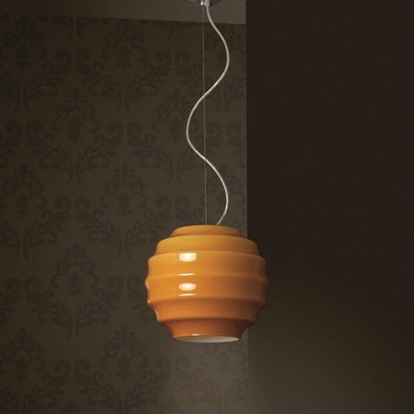 Stropné svetlo Honey, medové