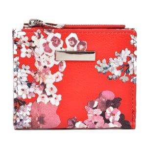 Červená dámská peňaženka Roberta M Rasmina