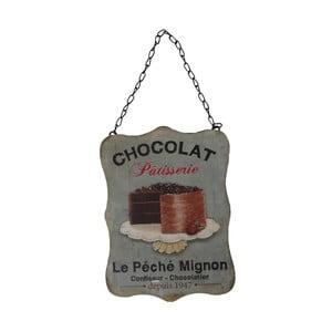 Nástenná dekorácia Antic Line Chocolat