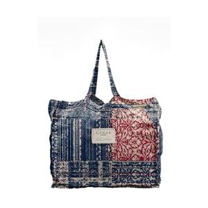 Látková taška Linen Batik, šírka 50 cm