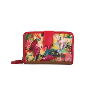Peňaženka Lois Roja, 14x9 cm